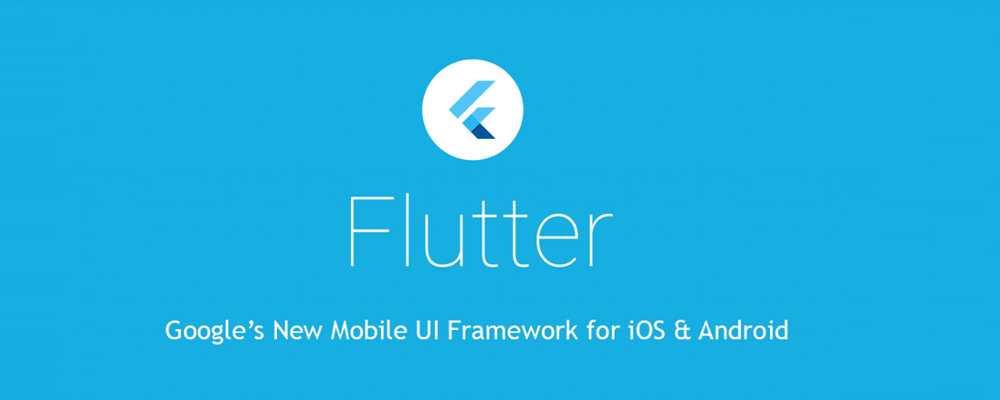 Flutter: Native Mobile UI Framework by Google