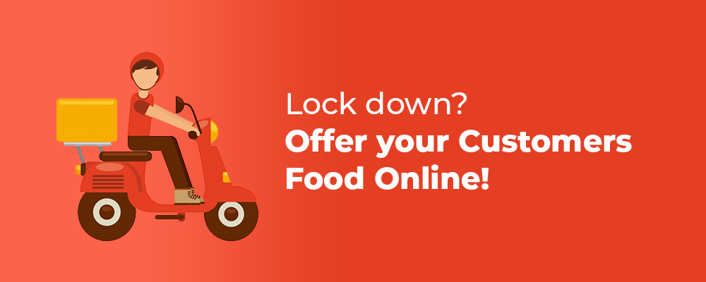 Lock down? Offer your Customers Food Online: Food Delivery App in New Jersey, Florida, New York, Connecticut & Pennsylvania