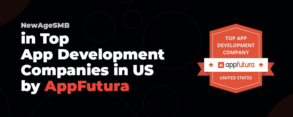 NewAgeSMB in Top App Development Companies in the US By AppFutura
