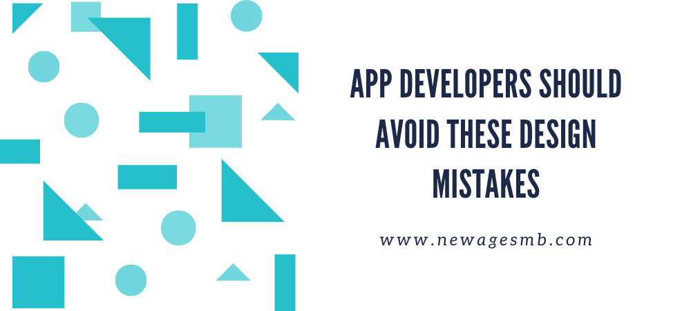 App Developers in NYC should Avoid these Design Mistakes
