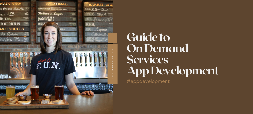 Guide to On-Demand Services App Development in NJ
