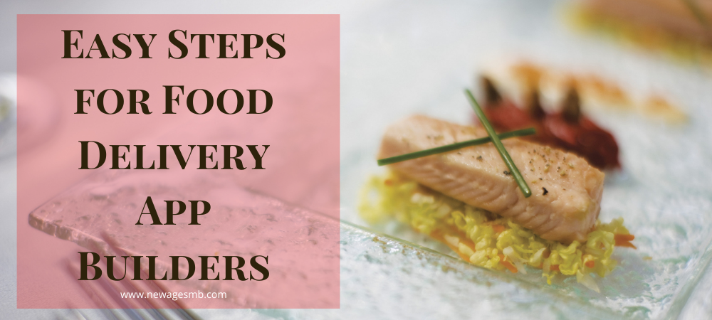 Easy Steps for Food Delivery App Builders in Pennsylvania.