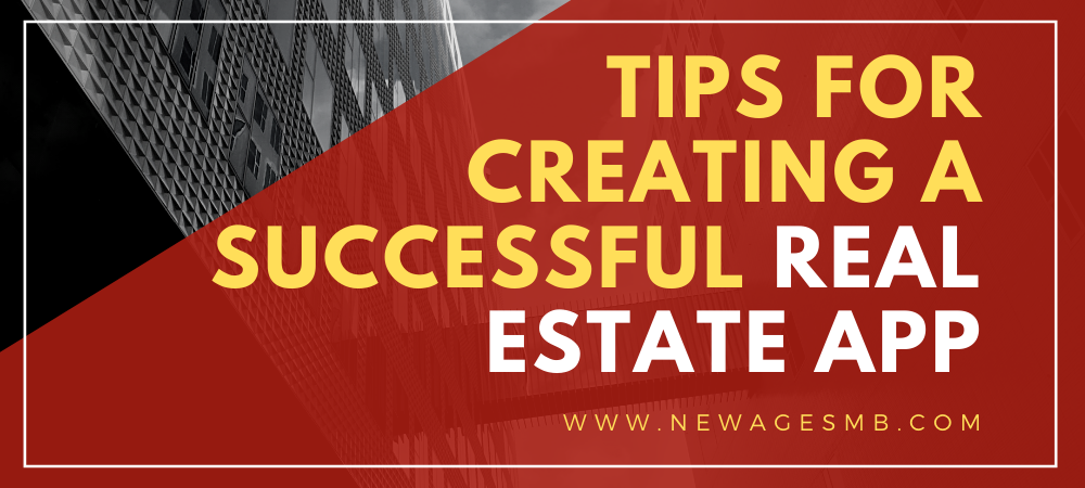 Tips for Creating a Successful Real Estate App in New York