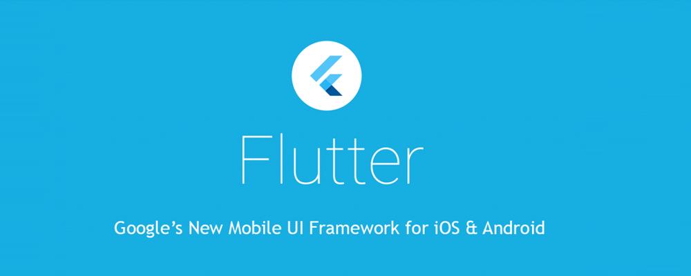 Flutter: Native Mobile UI Framework by Google