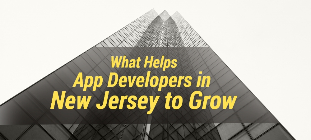 What Helps App Developers in NJ, New Jersey to Grow?