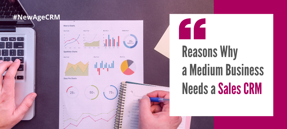 Reason Why a Medium Business Needs a Sales CRM