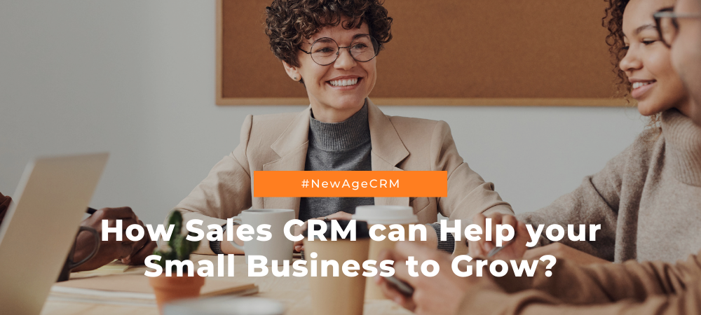 How Sales CRMs can Help Your Small Business Grow?
