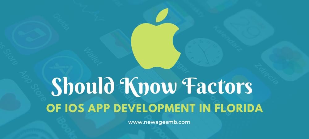 Should Know Factors of iOS App Development in FL, Florida