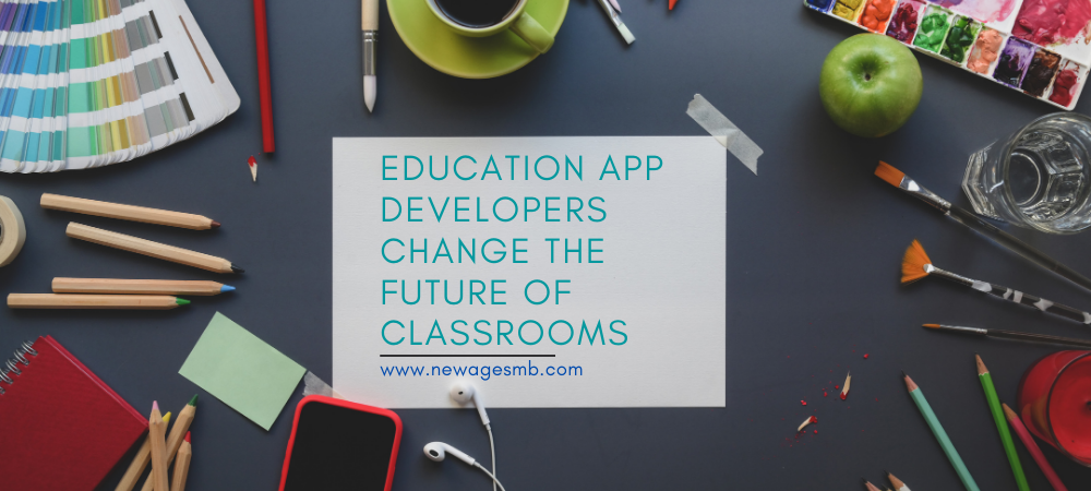 Can the Education App Developers Change the Future of Classrooms in NYC?