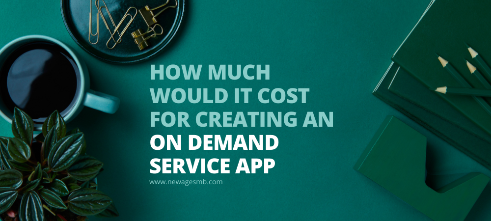 How much would it Cost for Creating an On Demand App in New York City