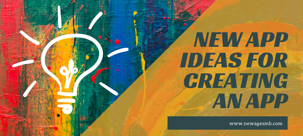 New App Ideas for Creating an App NJ, New Jersey