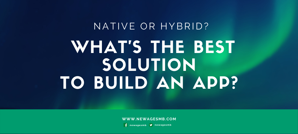 Native or Hybrid App Development? What's the Best to Build an App in NJ?