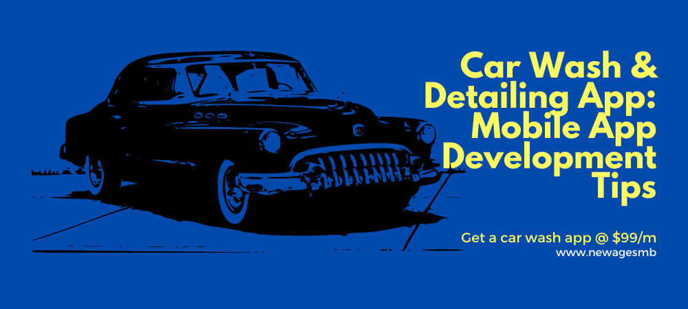 Car Wash & Detailing App: Mobile App Development Tips MD, Maryland