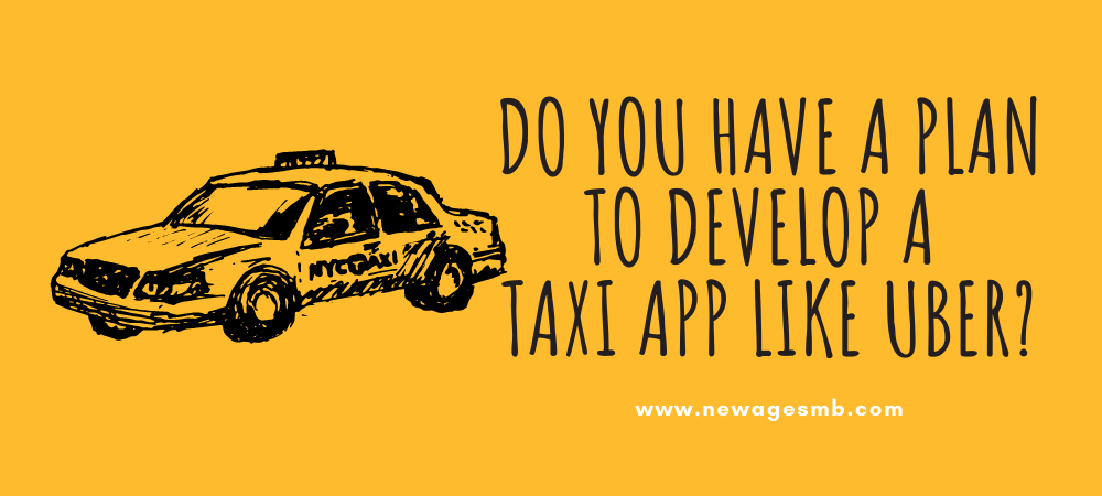Do you have a Plan to Develop a Taxi App Like Uber for NJ?