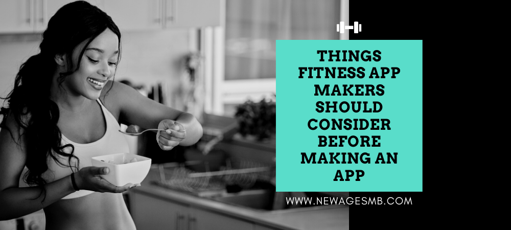 Things Fitness App Makers should Consider before Making an App in Pennsylvania