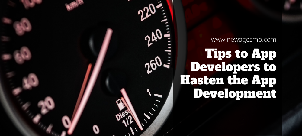Tips to App Developers in Florida to Hasten the App Development