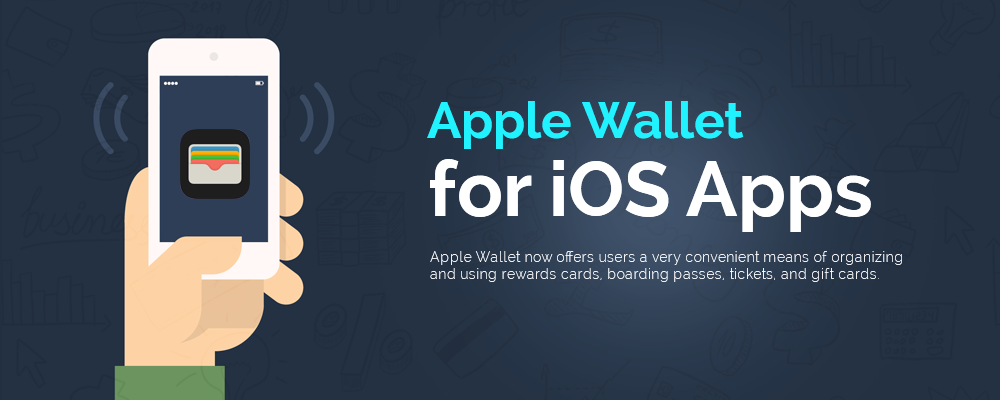 Apple Wallet for IOS Apps